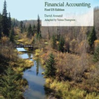Introduction to Financial Accounting - First US Edition