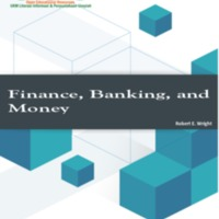 Finance, Banking, and Money
