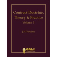 Contract Doctrine, Theory & Practice - Volume 3.pdf