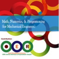 Math, Numerics, & Programming (for Mechanical Engineers)