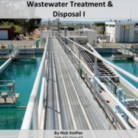 Wastewater Treatment &Disposal I