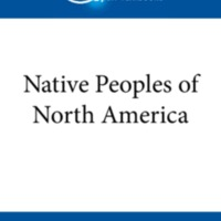 Native Peoples of North America