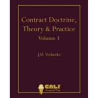 Contract Doctrine, Theory & Practice - Volume 1.pdf