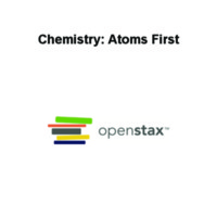Chemistry: Atoms First<br />