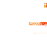 Writing Spaces Readings on Writing Volume 1