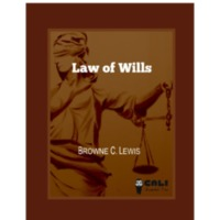 Law of Wills