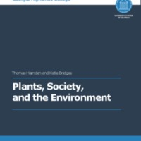 Plants, Society, and the Environment