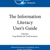 The Information Literacy User's Guide: An Open