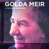 Golda Meir : A Political Biography