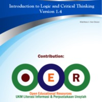 Introduction to Logic and Critical Thinking Version 1.4<br />