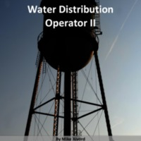 Water Distribution Operator II