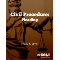 Civil Procedure Pleading.pdf