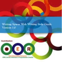 Writing Spaces Web Writing Style Guide