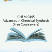 Advances in Chemical Synthesis