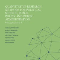 Quantitative Research Methods for Political Science, Public Policy and Public Administration (With Applications in R): 3rd Edition