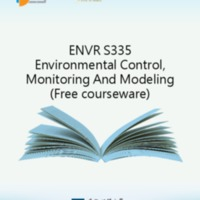 Environmental Control, Monitoring And Modeling<br />
