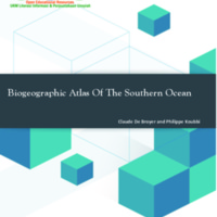 Biogeographic Atlas Of The Southern Ocean<br />