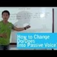 Passibe Voice
