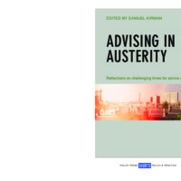 Advising in austerity