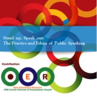 Stand up, Speak out: The Practice and Ethics of Public Speaking