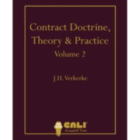 Contract Doctrine, Theory & Practice - Volume 2.pdf