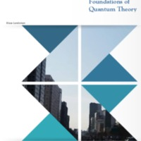Foundations of Quantum Theory.pdf